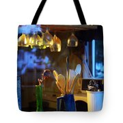 Window To My Kitchen Tote Bag