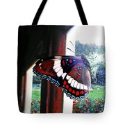 Window To My World Tote Bag