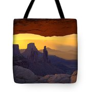Window To Mystery  Tote Bag