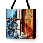 Window Treasures Tote Bag