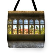 Window With Beauty Tote Bag
