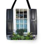Window Xi Tote Bag