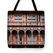 Windows And Arches Tote Bag