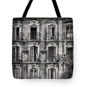 Windows And Balconies 1 Tote Bag