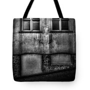 Windows And Cracks Tote Bag