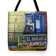 Windows And Doors Buenos Aires 17 Tote Bag