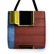 Windows And Doors Buenos Aires 16 Tote Bag
