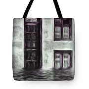 Windows And Doors Tote Bag