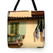Windows, Italy Tote Bag