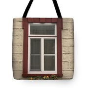 Windows Of Quebec 1 Tote Bag