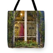 Windows Of Quebec 3 Tote Bag