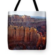 Windows Of Rock Tote Bag