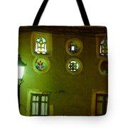 Windows Of Sanaa Tote Bag