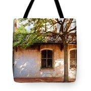 Windows Of Savannah Tote Bag