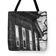 Windows Of The Past Tote Bag
