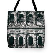 Windows Of The Porta Nigra Tote Bag