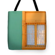 Windows Of The World - Santiago Chile Tote Bag