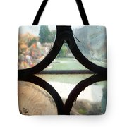 Windows Of Venice View From Art Academy Tote Bag