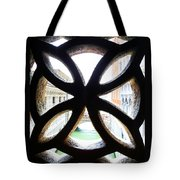 Windows Of Venice View From Palazzo Ducale Tote Bag