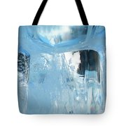 Windows On Winter Tote Bag