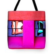 Windows Reflected Tote Bag