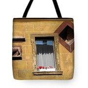Windows To Budapest Tote Bag