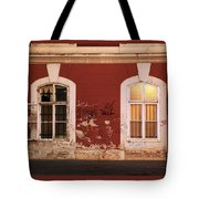 Windows To Souls Tote Bag