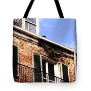 Windows To  The World Tote Bag