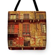 Windows With A View Tote Bag