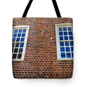 Windows With History Tote Bag