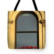 Windowsill Gerraniums Tote Bag