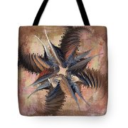 Winds Of Change Tote Bag by Deborah Benoit