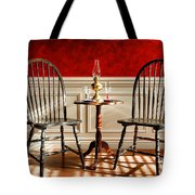 Windsor Chairs Tote Bag