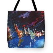 Windsurf Impression 05 Tote Bag