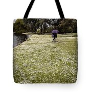 Windy And Cloudy Tote Bag