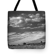 Windy At The Cereal Fields Tote Bag