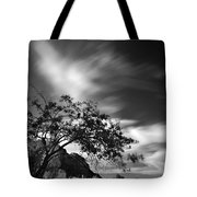 Windy Autumn Tote Bag
