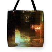 Windy City Night Tote Bag