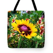 Windy Day Tote Bag