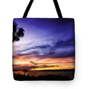 Windy Evening Tote Bag
