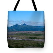Windy Ridge View Tote Bag
