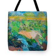 Windy Storm Tote Bag