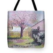 Windy Washing Day Tote Bag