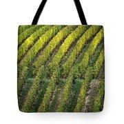 Wine Acreage In Germany Tote Bag