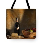 Wine And Cheese 1 Tote Bag