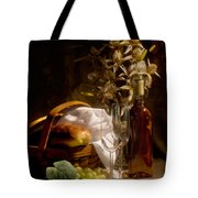 Wine And Romance Tote Bag