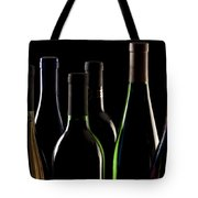 Wine Bottles Tote Bag