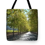 Wine Country Napa Tote Bag