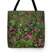 Wine Cups With Backlighting Tote Bag