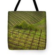 Wine Design Tote Bag